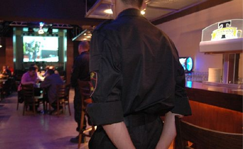 Restaurants security